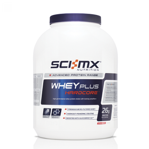 Whey Plus Hardcore